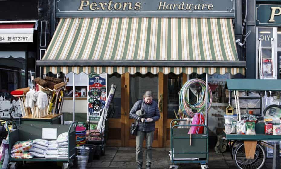 A shop in Bishopthorpe Road in York.
