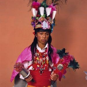 Danza de los Tocotines, Chignautla 2015