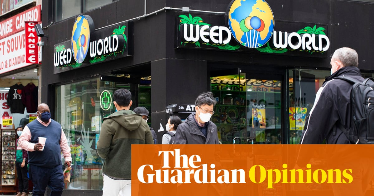 UK cannabis campaigners take note: in the US, change came from below