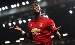 Paul Pogba has been rejuvenated under Ole Gunnar Solskjær at Manchester United.