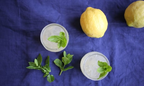 How to make delicious barley water from leftover cooking water