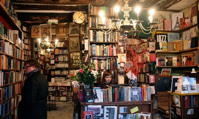 Shelf mythology: 100 years of Paris bookshop Shakespeare and Company |  Books | The Guardian