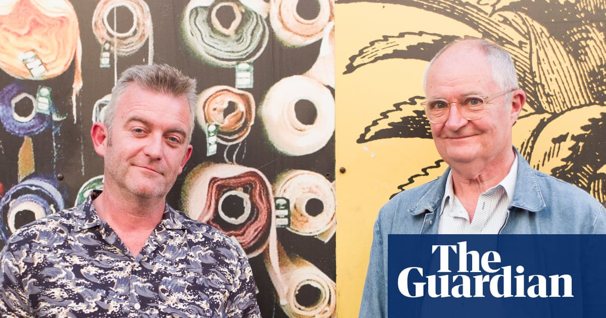 'Her tragedy is to look like me': Jim Broadbent's graphic novel