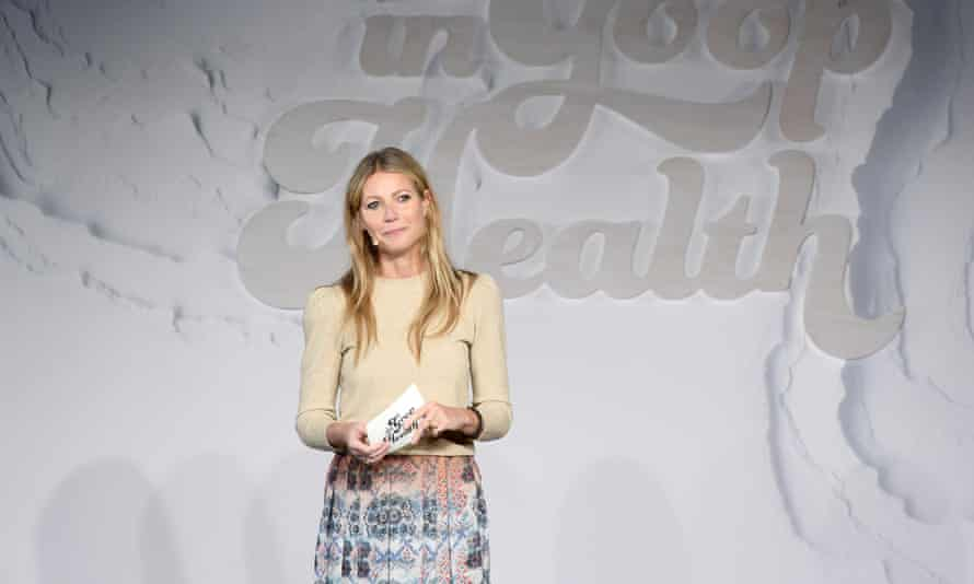 Gwyneth Paltrow ... it's unlikely that the Netflix show will depart from the scientific illiteracy embedded in the Goop brand.
