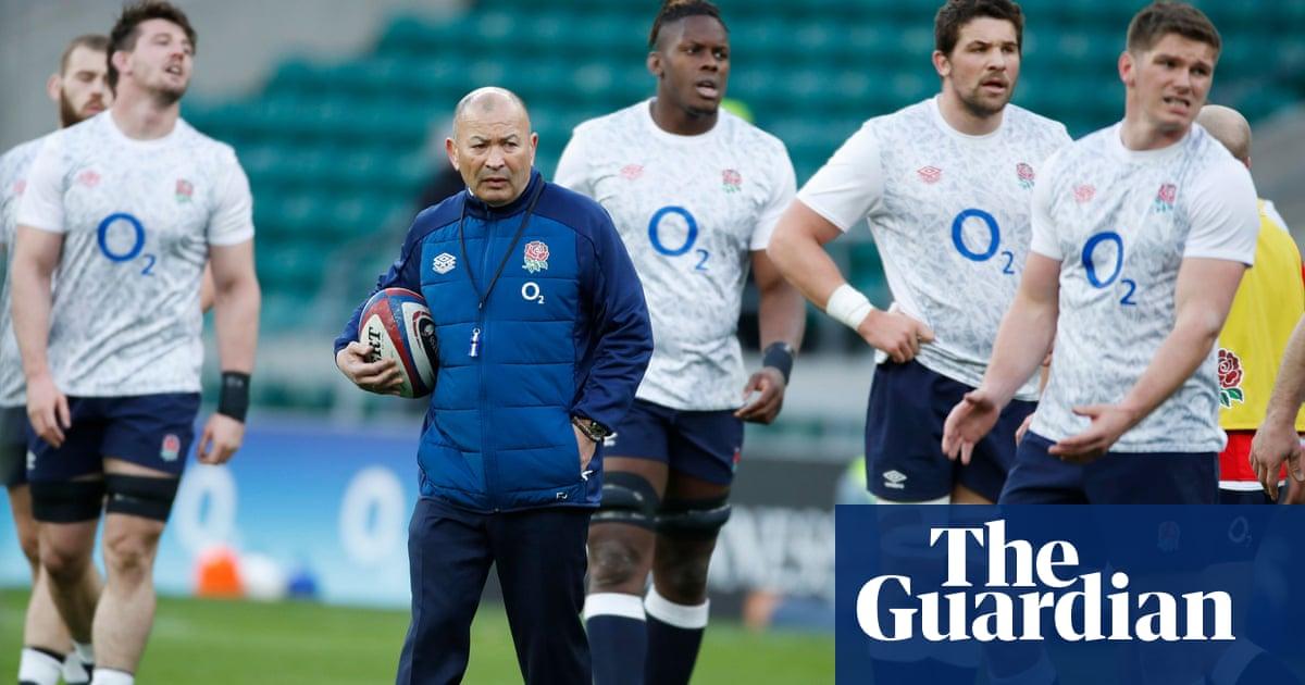 Two England coaches leave in latest overhaul of Jones's backroom staff