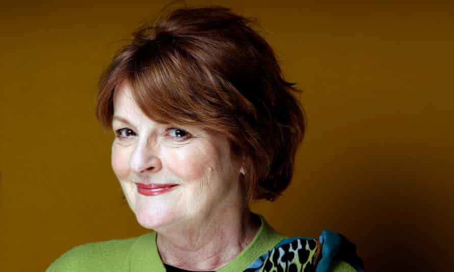 On the hunt for humour … Blethyn, who was born Brenda Bottle.