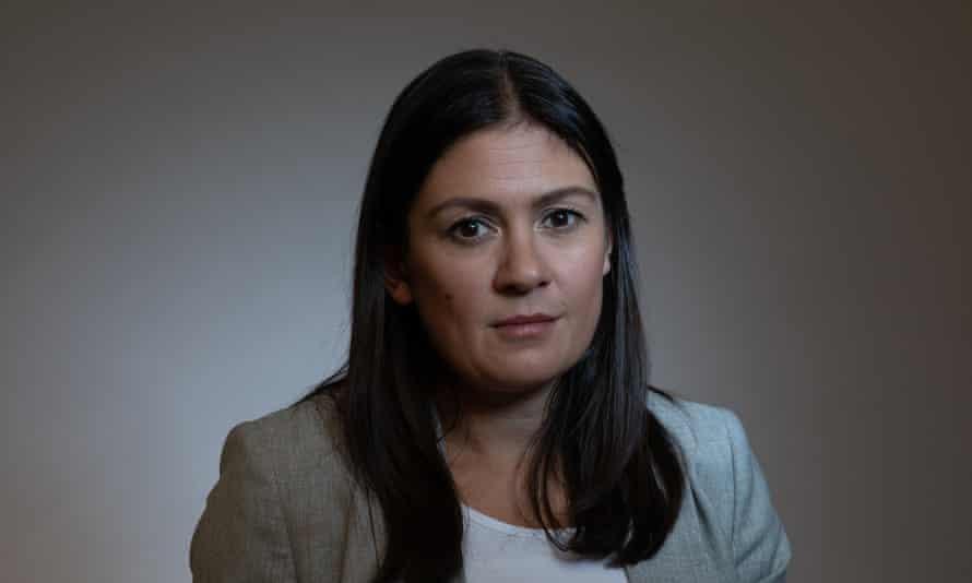 Lisa Nandy, the shadow foreign secretary