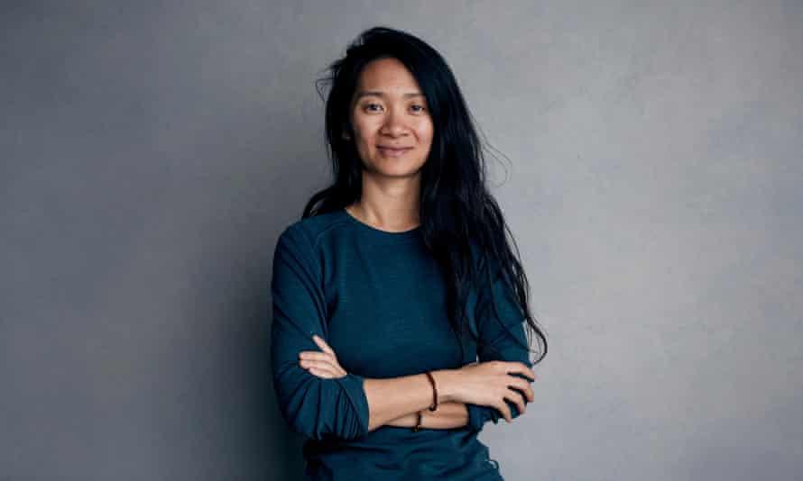 Film director Chloé Zhao.