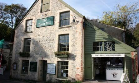 Lyme Regis Town Mill.