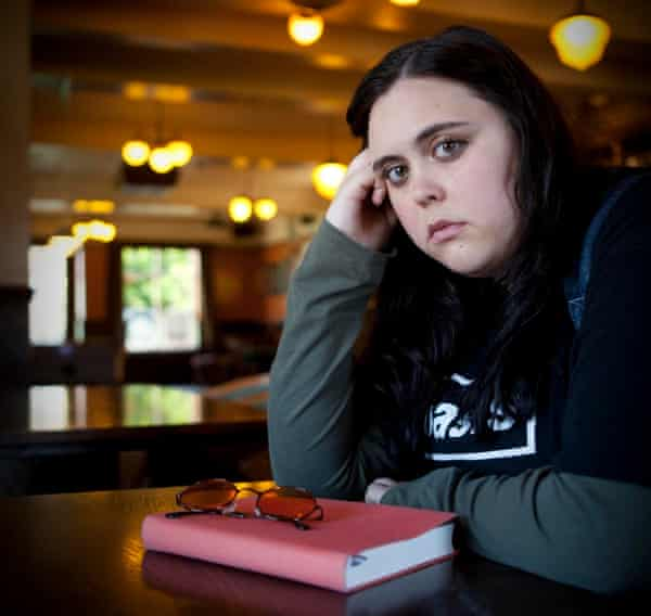 Story of my life ... Sharon Rooney in Channel 4's My Mad Fat Diary, adapted from Rae Earl's diaries