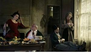 Gizzi Erskine as Nancy, Fergus Henderson as Mr Bumble, Gary Usher as ...