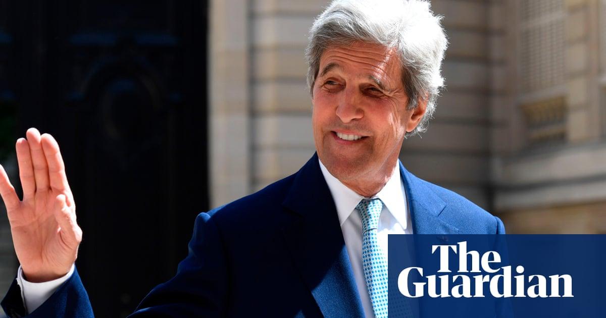 John Kerry named as Joe Biden's special climate envoy