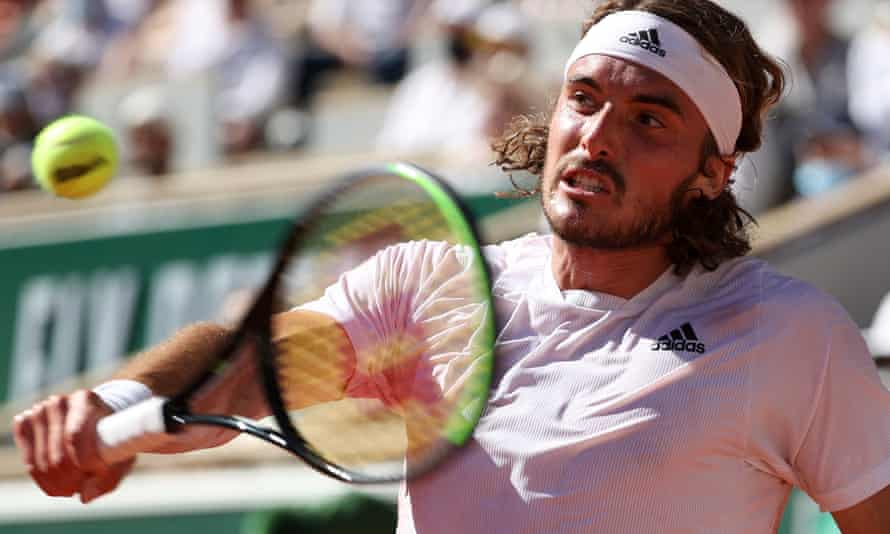 Stefanos Tsitsipas has spent over two years in the world's top 10 and looks capable of breaking the longstanding dominance of Novak Djokovic, Rafael Nadal and Roger Federer.