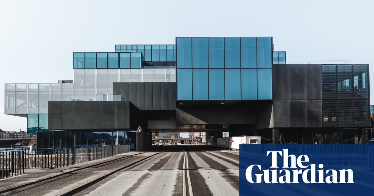 229269b33cc Urban jumble  the building that wants to upset the calm of Copenhagen