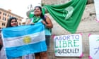 The Guardian view on Argentina and abortion: a setback, but not the end | Editorial