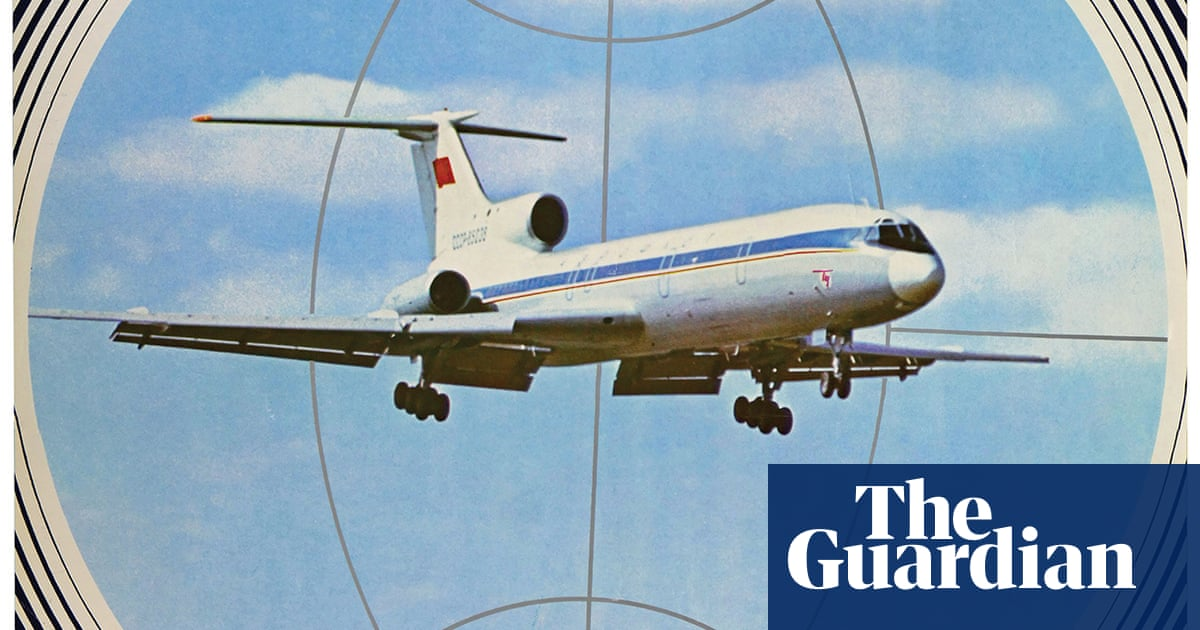 Aeroflot: a history of the Soviet airline – in pictures