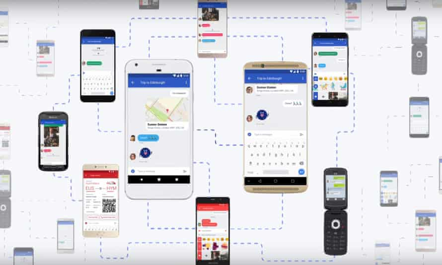 Chat, Google's attempt to bring the universal nature of SMS to a modern messaging system