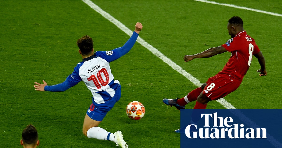 04459d529 Liverpool cruise to victory over Porto after Naby Keïta's flying ...
