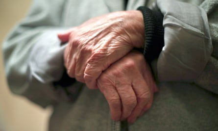 Age UK says one in four victims of recorded domestic homicides are over the age of 60.