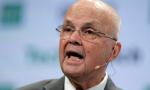 Former NSA and CIA director Michael Hayden in New York earlier in May.