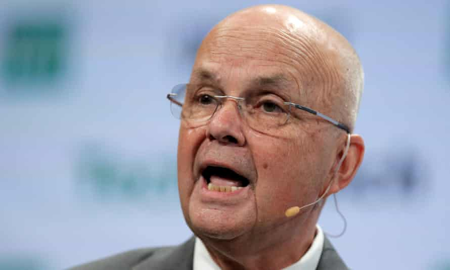 The former NSA and CIA director Michael Hayden
