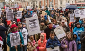 March through Brixton to protest against Lambeth Council's library closure plans