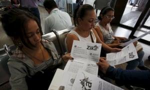 Colombia deaths Zika virus