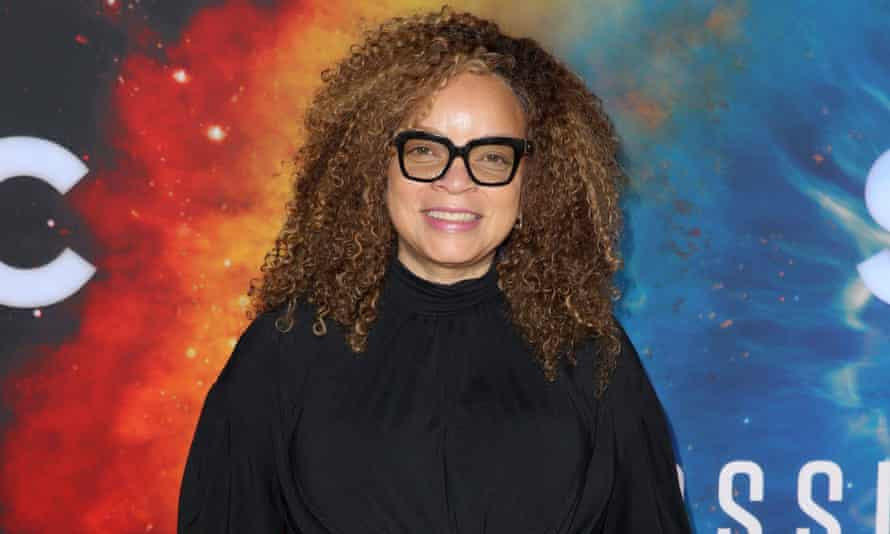 Ruth E Carter: 'Afrofuturism is about trying to make a difference for tomorrow, trying to make a change.'