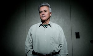 """John Irving photographed at Random House in Toronto during a promotional tour for his latest novel Last Night in Twisted River""""/ (Photo by Lucas Oleniuk/Toronto Star via Getty Images)"""