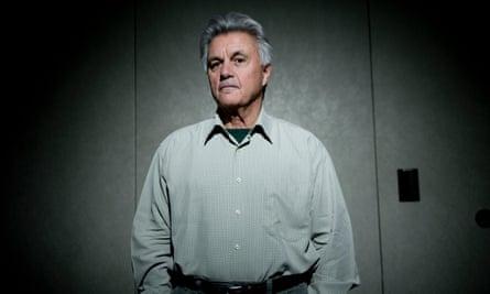 Author John Irving.