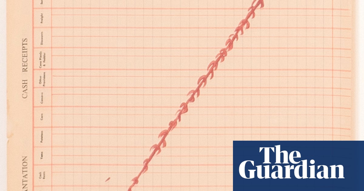 Wild plants of Barbados illustrated on plantation ledgers – in pictures - the guardian