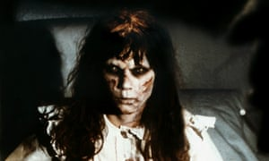 Quick thinking ... The Exorcist