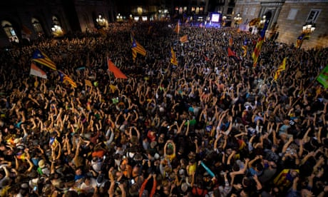 The Guardian view on Spain's crisis: damage to Catalonia