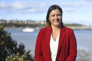 Kristy McBain will be sworn into parliament today.