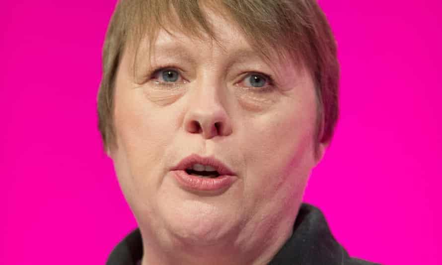 Maria Eagle MP.