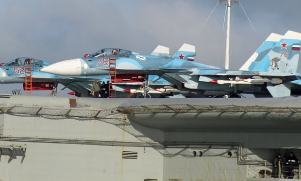 Russia Launching Massive Airstrikes Against Aleppo - Jeremiah 49 In View