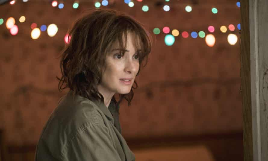 Stranger Things: the Winona Ryder thriller has been one of the hits of the summer in the US.