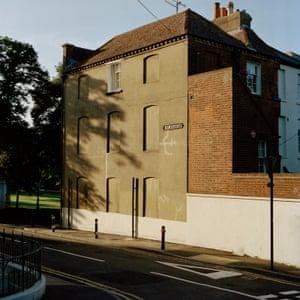 The Window Tax. Margate, Kent.