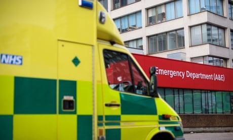 Half of key UK hospital doctors 'ill-prepared' for major incident
