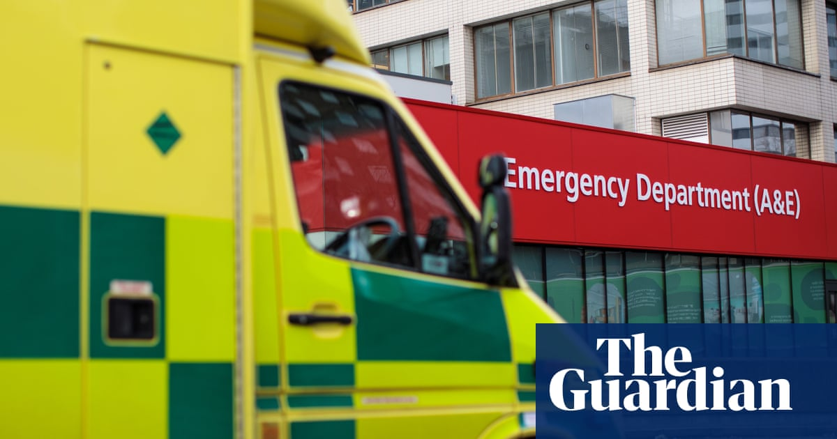 Social care cuts mean thousands with dementia taken to A&E, charity says