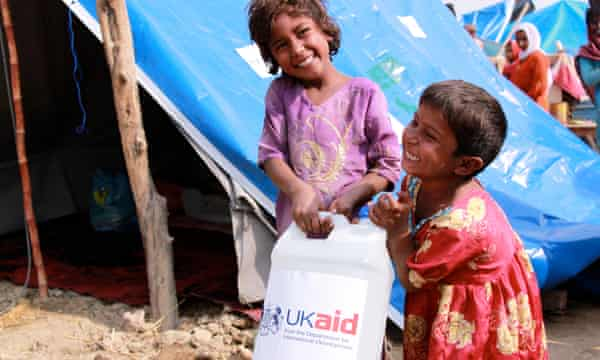 Combining diplomacy and development will make UK aid's work even better