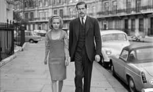 Lord Lucan (with his wife), whose disappearance inspired Flynn Berry's 'beautifully paced' A Double Life