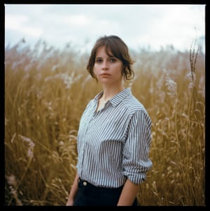 Felicity Jones by Laura Pannack