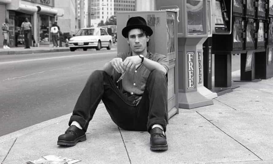 Jeff Buckley (1966-1997), Atlanta, Georgia, USA, August 1994.