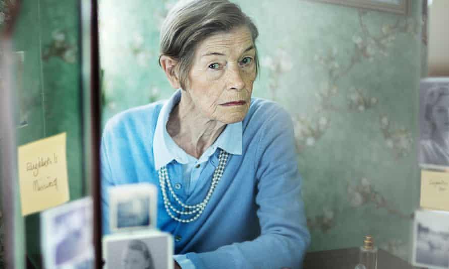 Elizabeth Is Missing on Acorn TV Glenda Jackson as Maud