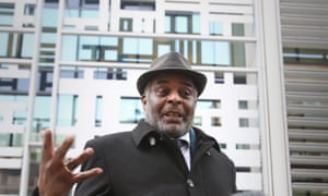 Neville Lawrence, father of Stephen Lawrence, whose family was spied on by the SDS.