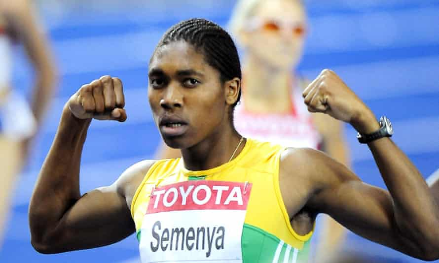 South Africa's Caster Semenya is favourite to win the 800 metres in Rio.