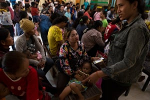 Angkor hospital for children, Siem Reap