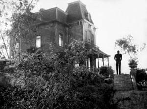 Alfred Hitchcock's film of Robert Bloch's novel Psycho