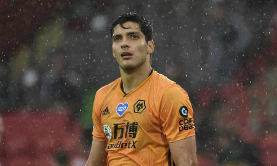 Raul Jiménez will be out of action for some time after fracturing his skull in the Arsenal v Wolves game on Sunday.